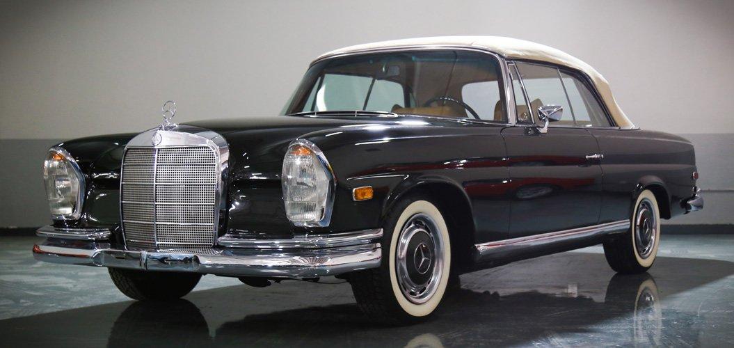 Mercedes Benz 280SE 1969