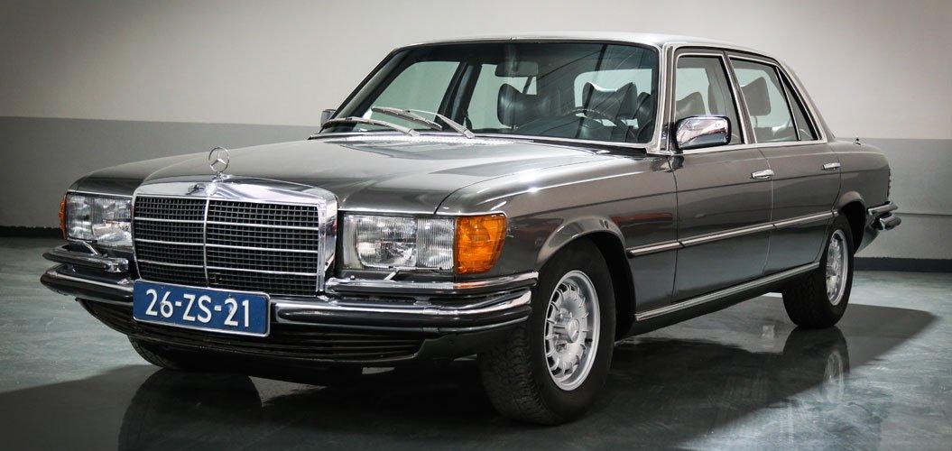 Mercedes Benz 450 SEL 6.9 1976