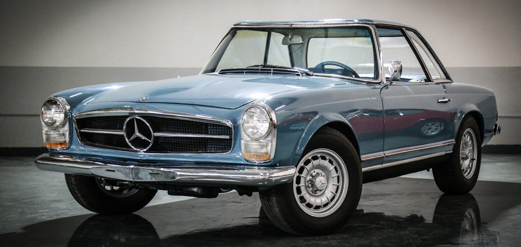 Mercedes Benz SL230 1965