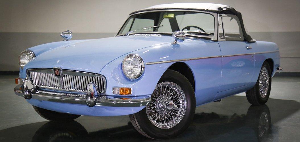MG B 1963