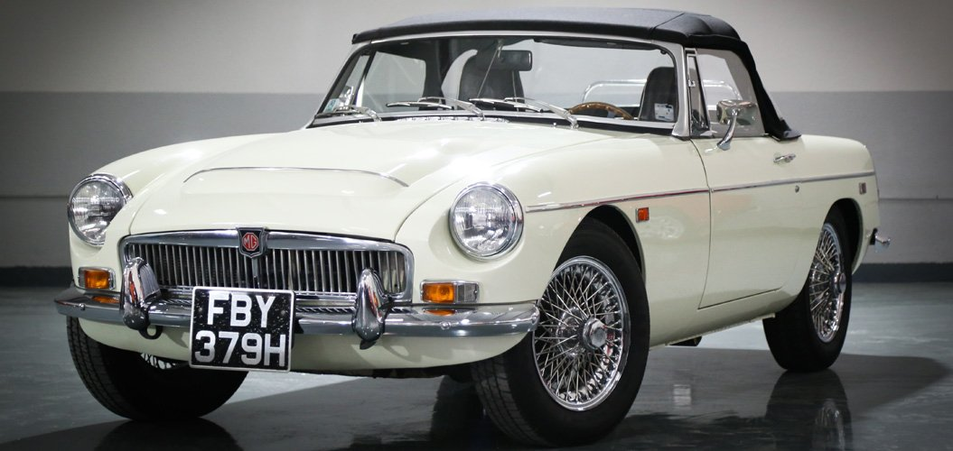 MG C 1969