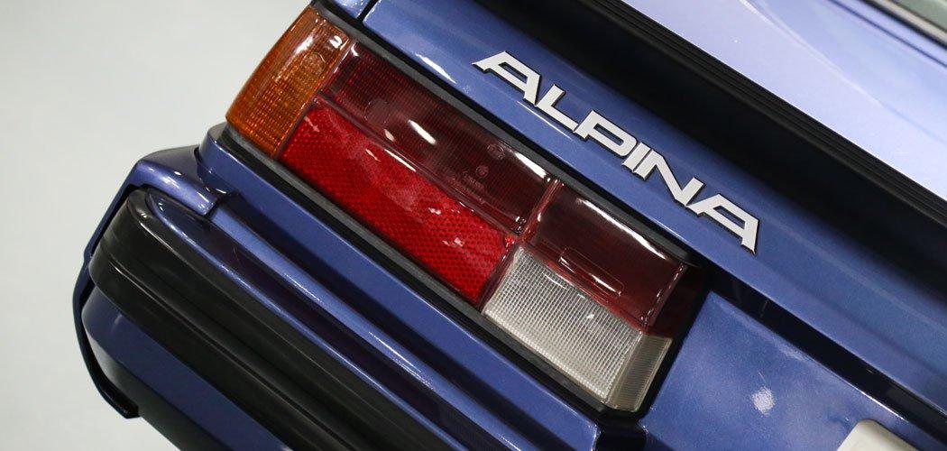 Bmw M6 Alpina 1988 Classic Cars In Dubai Uae