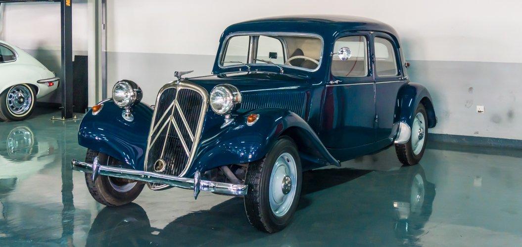 Citroen Traction Avant 1950 Classic Cars In Dubai Uae