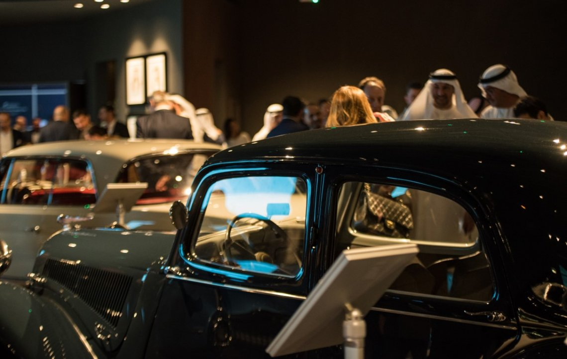 Classic Cars Showroom Dubai